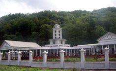 Circuit House of Uttarakhand Kathgodam, Nainital Nainital, San Francisco Ferry, Circuit, Cabin, House Styles, World, Building, Travel, Viajes