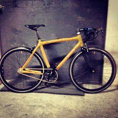 """Bamboo Bike Studio Toronto @bbstz """"The Nelson"""" via Instagram"""