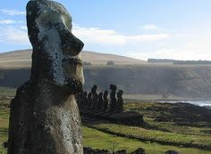 Secrets and shadows: The world's most mysterious places - Easter Island
