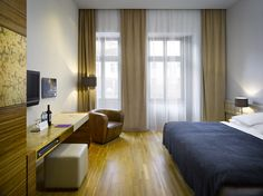 The ICON Hotel & Lounge I Prague - after renovated 2015