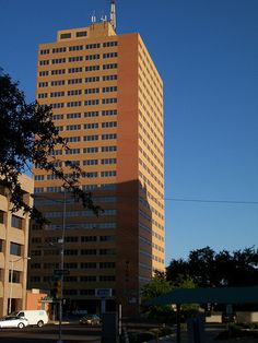 Midland, Texas Wilco Building.. our downtown