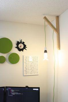DIY NUD light by hapticdata, via Flickr