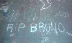 we have Bruno