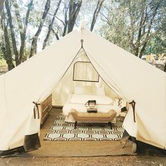 Save this to get glamping inspo.