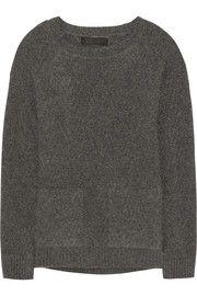 The Elder StatesmanItsa Pocket cashmere sweater