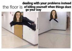 the floor is lava - 13rw style