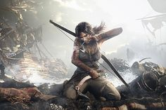 Watch the 'Rise of the Tomb Raider' Game Trailer - Speakeasy - WSJ