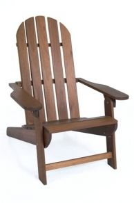 With A Folding Eucalyptus Adirondack Chair From Patio Shoppers, You Can Get  A Full Set!