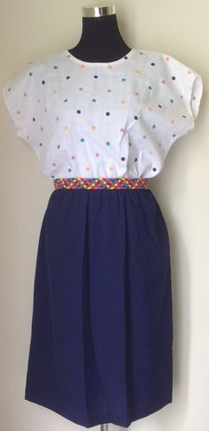 vintage linen polka dot dress  http://divineboheme.storenvy.com/products/1759231-polka-dot-flutter-sleeve-linen-dress