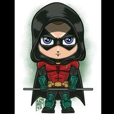 Arkham Knight: Robin!!! Lord Mesa