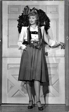 Lucille Désirée Ball : circa 1930
