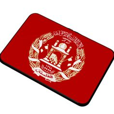 #afghan-sleeve by #diplomaticimmunity, #alloverprint, #comp, #macbook, #macbookcase, #case, #laptopcase, #Afghanistan, #landlocked, #citizen #ethnic, #red, #flag, #@The Citrus Report
