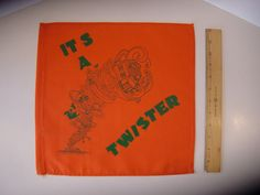 Wizard of Oz Twister Flag by OzRoad on Etsy