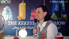 The Kekeye Night Show aus Wien, mit Robert Kekeye Night Show, Videos, Fictional Characters, Design, Things To Do, Design Comics, Video Clip