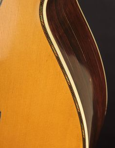 This Martin 00-30 from 1903 has a quality of tone that is purely sublime, combining the best aspects of steel and gut into one magical instrument. Martin Acoustic Guitar, Small Bridge, Hard Pressed, Guitars, At Least, Instruments, Delicate, Steel, Pearls