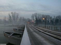 Ponte delle Barche, Bereguardo, Pavia, Italy
