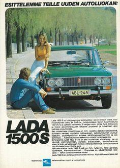 Lada 1500S, 1973