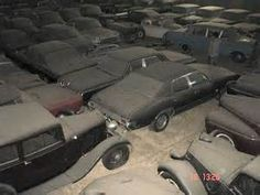 barn find - Search