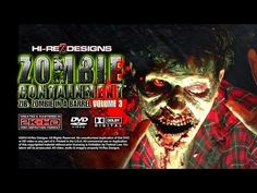 This Zombie Containment Unit Will Terrorize House Visitors This Halloween [Video] - http://www.geeksaresexy.net/2015/10/09/this-zombie-containment-unit-will-terrorize-house-visitors-this-halloween-video/ #Zombie #Zombies