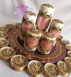 Loved recreating this deluxe set with additional tealights for another stunning bride to be ________________________________________________ ________________________________________________ #art_bespoke #hennainspire #mehndinight #londonhenna #bridalmehndi #bespoke #shaadi #mehndicandles #mehndistain #candlesets #hennacanvas #arabichenna #handmade #hennaart #hennacandles #candleart #henna #hennastain #hennadesign #mehndi #hudabeauty #zukreat #weddings #hennalover #bridebook #tattoo...