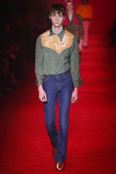 Gucci | Menswear - Autumn 2016 | Look 35