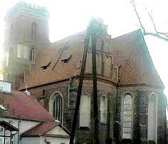 Kościół Farny pod wezwaniem Świętej Małgorzaty w Gostyniu.