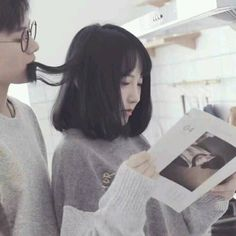 Ulzzang Self-searching + cutting and from other sources, please respect Mode Ulzzang, Ulzzang Girl, Korean Couple, Couple Aesthetic, Aesthetic Pictures, Anime Couples, Cute Couples, Couple Goals, Fake Instagram