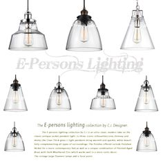 Check out this product on Alibaba.com APP 2016 New Modern Bell Glass Pendant Lights Industrial Style Pendant Lamp Edison bulbs Lighting hanging Dining room lamps