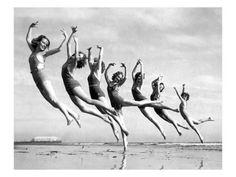 Femmes (Photographies noir et blanc) affiches sur AllPosters.fr
