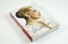 'Mathilde, Muze, Mythe, Mysterie' - The biography about Mathilde Willink by Lisette de Zoete - Photo Mathilde: Max Koot - Photo book: Uitgeverij Lecturis