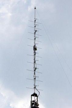 Weather Radio, Radios, Ham Radio Antenna, Wifi, Mounted Tv, Tool Cabinets, Tech, House, Log Projects