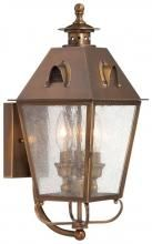 Minka-Lavery 72422-212 - 3 Light Wall Mount