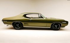Another Muscle car. Retouch with Pontiac GTO Hardtop Coupe Muscle Cars Vintage, Vintage Cars, Buick, 1968 Pontiac Gto, Ford Mustang, Ferrari, Transporter, Us Cars, American Muscle Cars