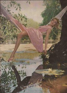 Lillian Bassman Hacienda Galindo-San Miguel de Allende 1960: