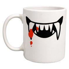 Vampire Two-Faced Mug by Paladone