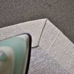 Handmade by Carolyn: Oblique mitred corners