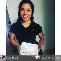 Repost from @meli_fitfreak using @RepostRegramApp - Don't forget to make your orders by today in order to start next week stress free and ready to start seeing results!  Without healthy eating habits results will be hard to achieve and @fit4u_healthyfood makes it easy.   Check out Fit4uhealthy.com to order  #mealprep #food #nutrition #personaltrainer #miami #shredz #fit4u #shredzarmy #shredztrainer #eatcleantraindirty #noexcuses #fitgirl #fitnessmodel #gymrat #workout #tattoos #joeyswoll…