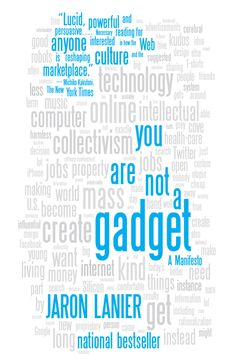 You Are Not a Gadget: designed by Cardon Webb