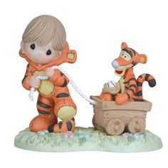 Precious Moments Put A Little Bounce In Your Heart Figurine