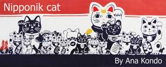 nipponikcat – 10 unique products from € 29.5 on DaWanda