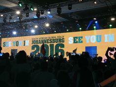 Global Rally 2016 Johannesburg South Africa