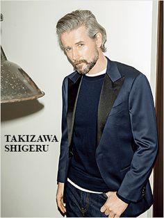 TAKIZAWA SHIGERU