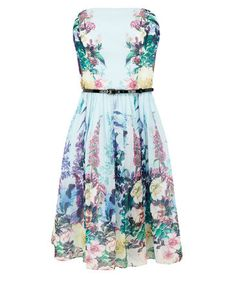 Floral dancing dress! #flowers #fashion #engelhorn
