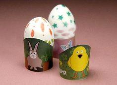 Egg Holders - Easy