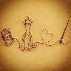 tatuaggio-con-ago-filo-e-manichino.jpg (545×544)