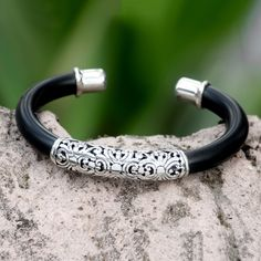 Cuff Sterling Silver Bracelets : Free Shipping on orders over $45 at Overstock.com - Your Online Bracelets Store! Get 5% in rewards with Club O!