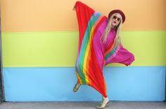 Floppy rainbow