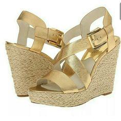Michael Kors shoes New MICHAEL Michael Kors Shoes Wedges