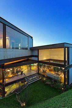 House by Paulo Trajano. Brasil