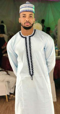 Nigerian Men Fashion, African Fashion Ankara, Latest African Fashion Dresses, African Print Fashion, African Shirts For Men, African Attire For Men, African Clothing For Men, Couples African Outfits, African Wear Dresses